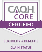 Certified CORE Clearinghouse Product, Phase II, A CAQH Initiative